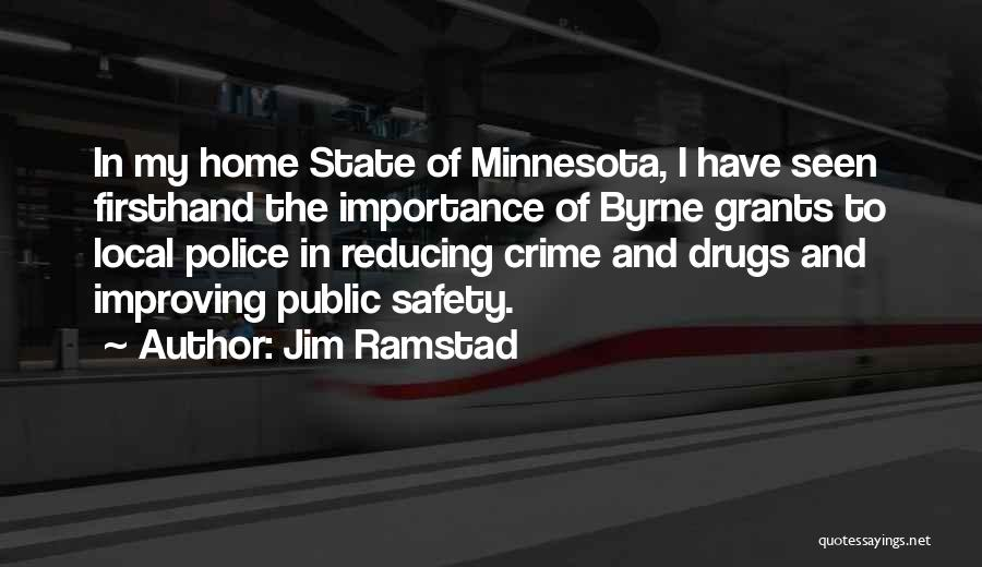 Jim Ramstad Quotes 559831