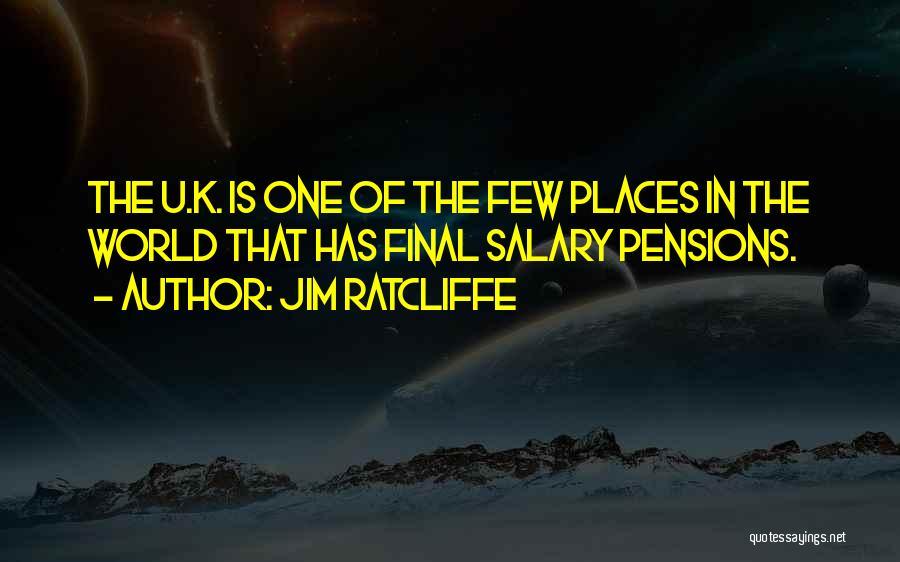 Jim Ratcliffe Quotes 1735353
