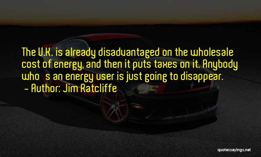 Jim Ratcliffe Quotes 332803