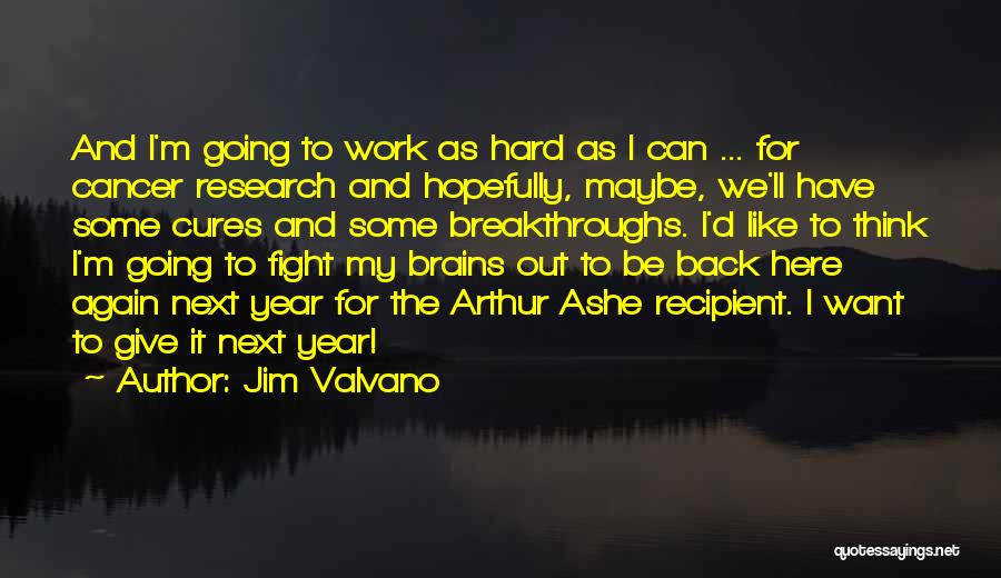 Jim Valvano Quotes 269796