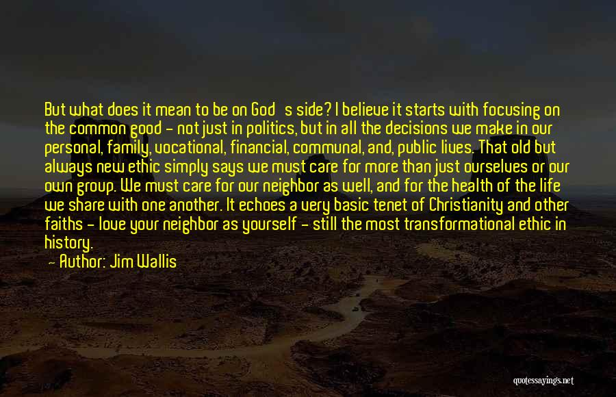 Jim Wallis Quotes 1441429