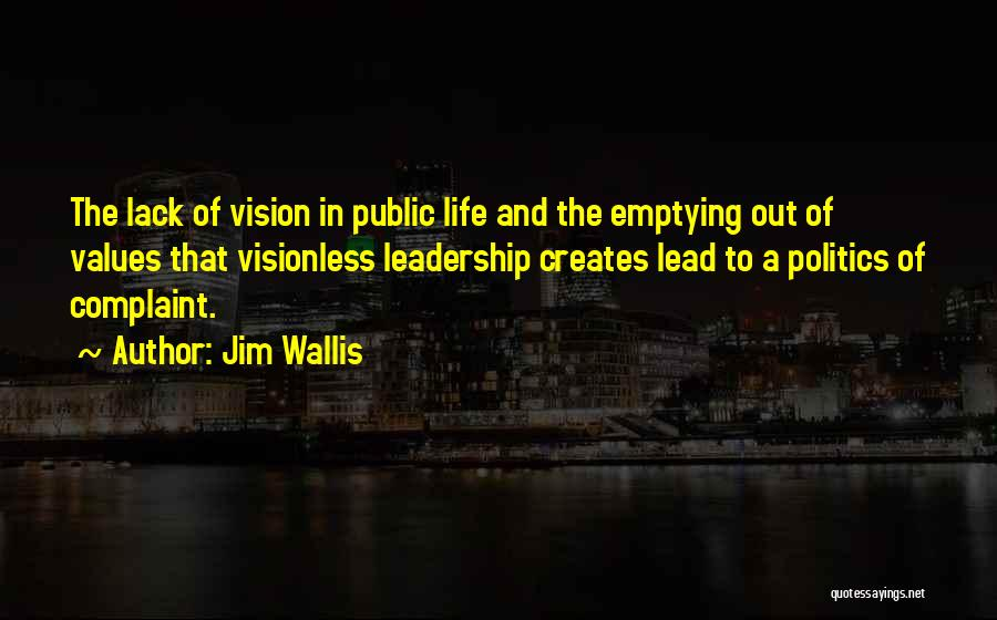 Jim Wallis Quotes 1549177