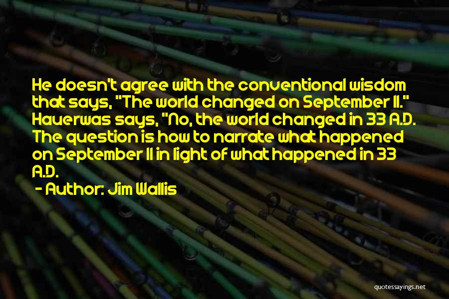 Jim Wallis Quotes 2065527