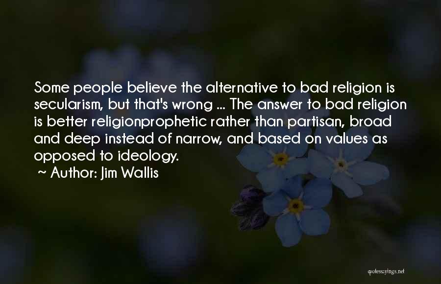 Jim Wallis Quotes 338774