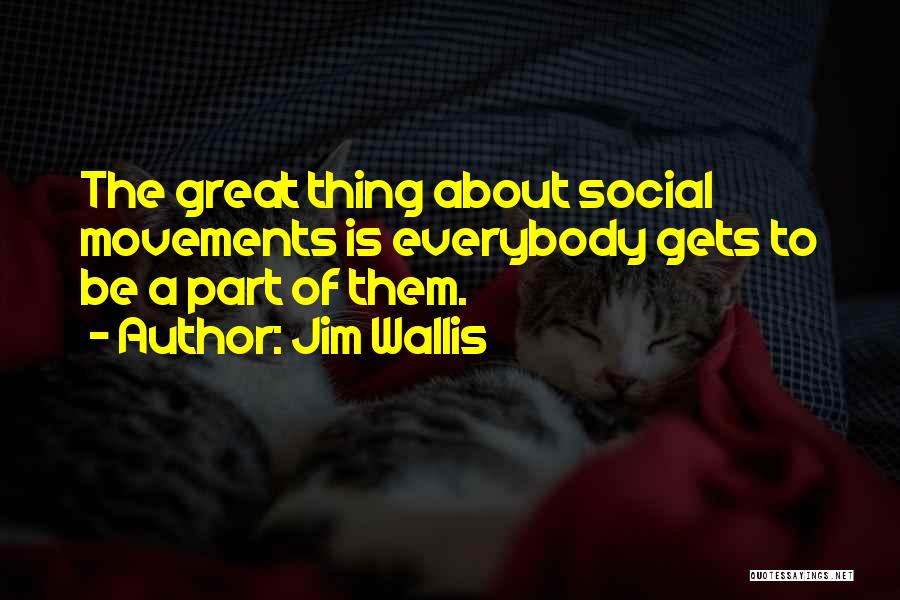 Jim Wallis Quotes 711015