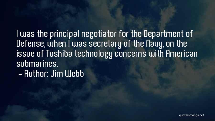Jim Webb Quotes 1109025