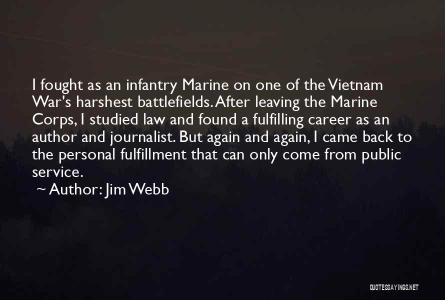 Jim Webb Quotes 111605