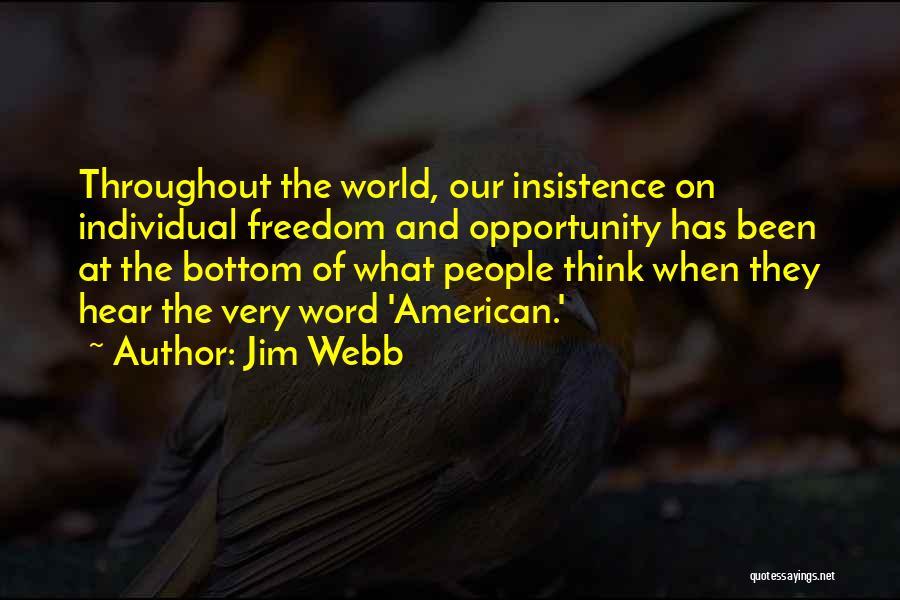 Jim Webb Quotes 1715310