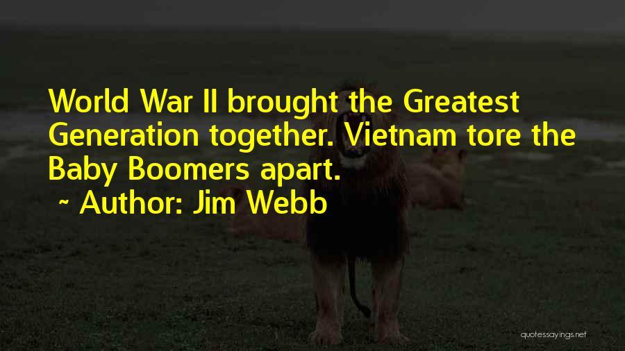 Jim Webb Quotes 1928582