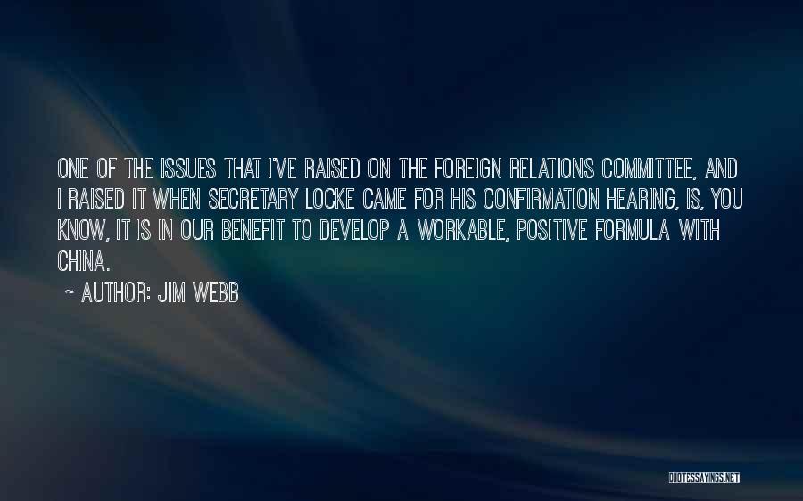Jim Webb Quotes 2159795
