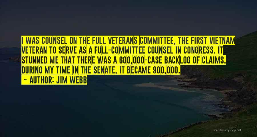Jim Webb Quotes 2176870
