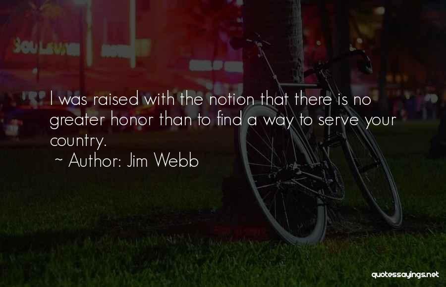 Jim Webb Quotes 873177