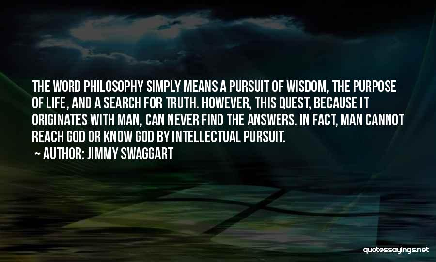 Jimmy Swaggart Quotes 107948
