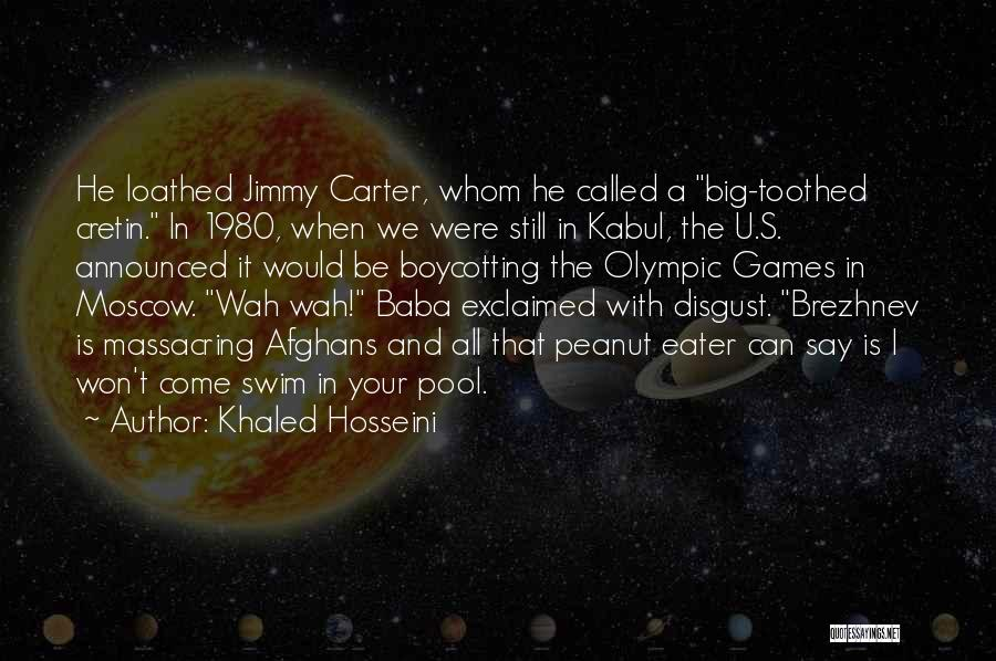 Jimmy Wah Quotes By Khaled Hosseini