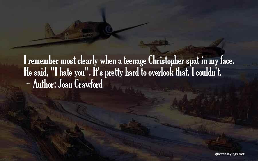 Joan Crawford Quotes 1257089