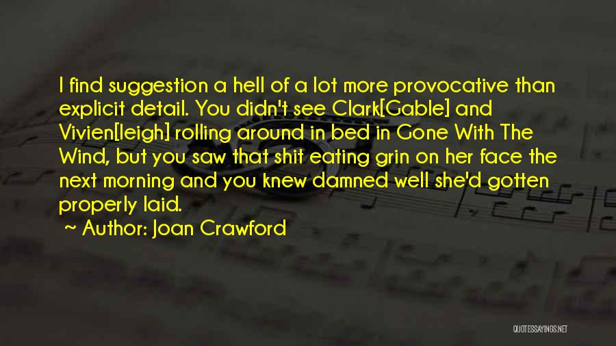 Joan Crawford Quotes 156158