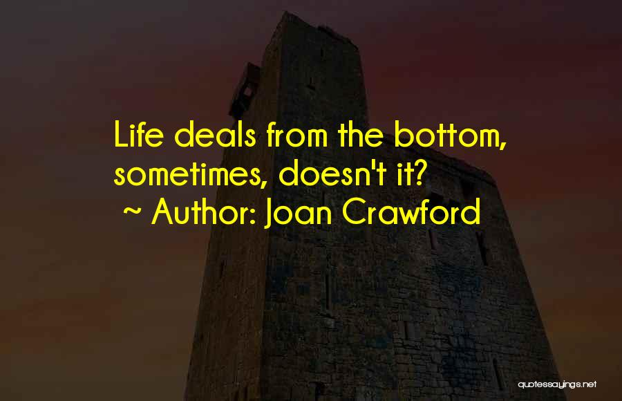 Joan Crawford Quotes 1747256