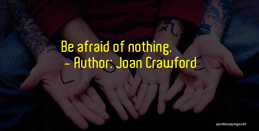 Joan Crawford Quotes 1749596