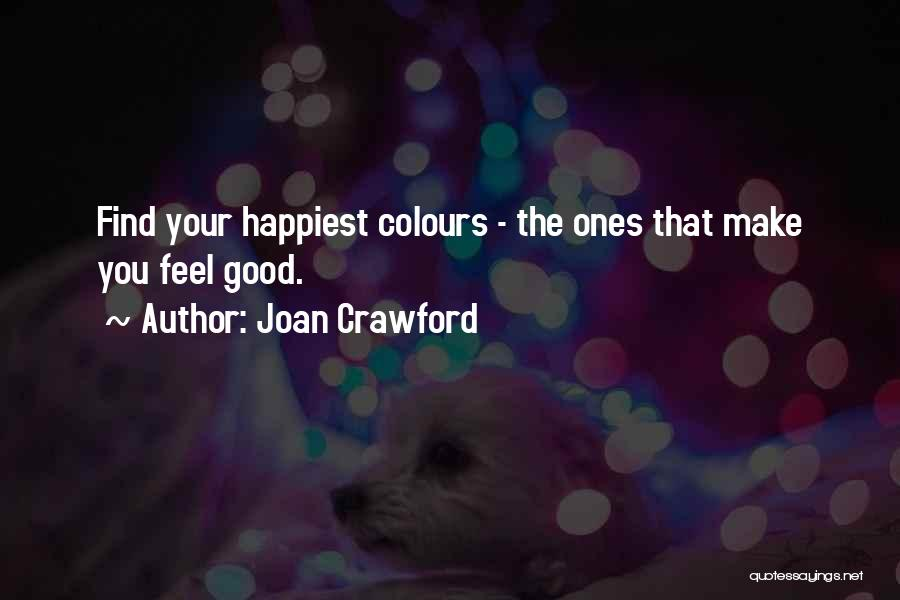 Joan Crawford Quotes 1754499