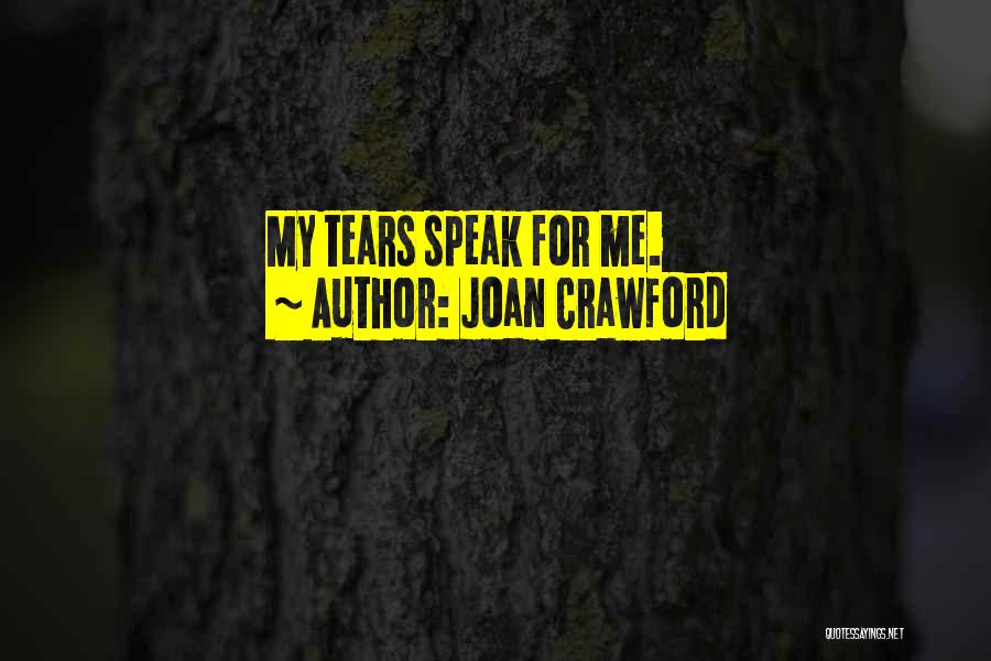 Joan Crawford Quotes 1780754