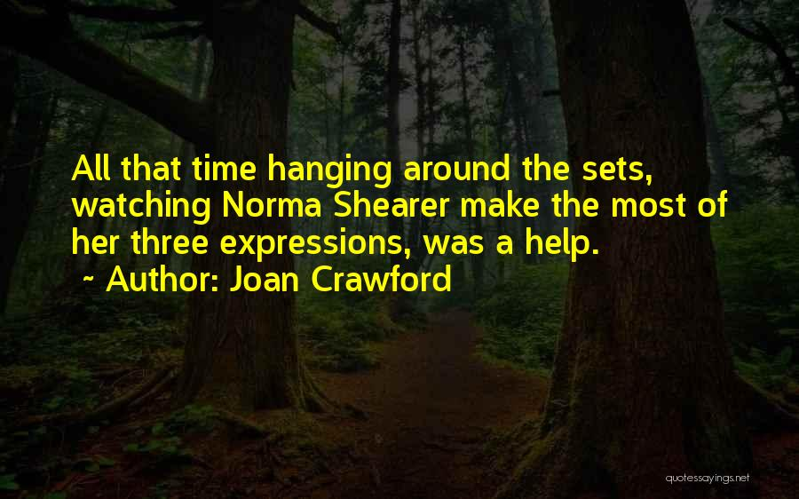 Joan Crawford Quotes 1903668