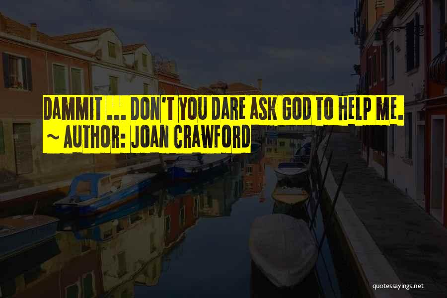 Joan Crawford Quotes 2012050