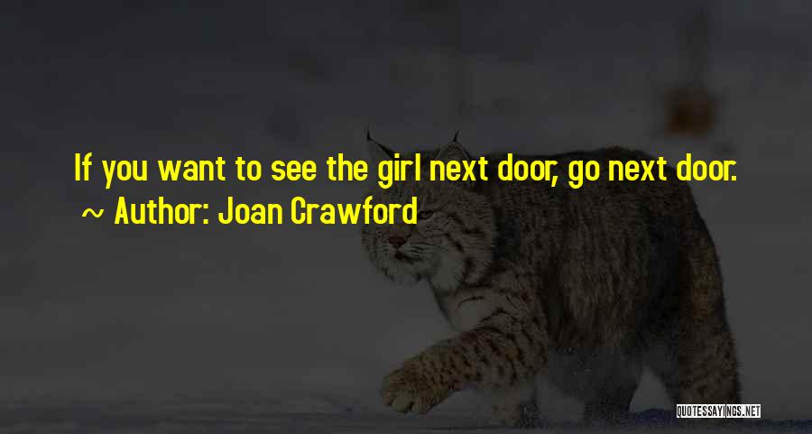 Joan Crawford Quotes 2099056