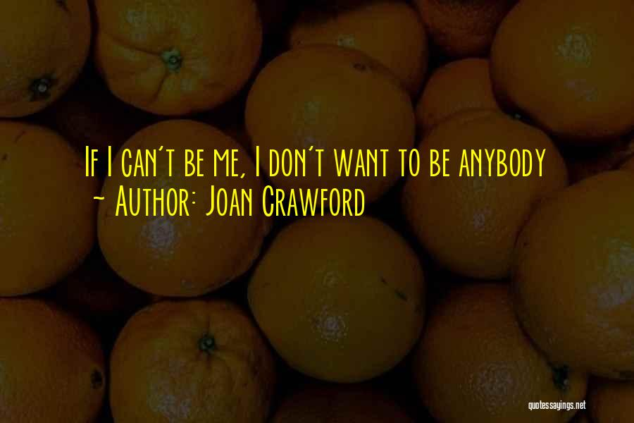 Joan Crawford Quotes 216114