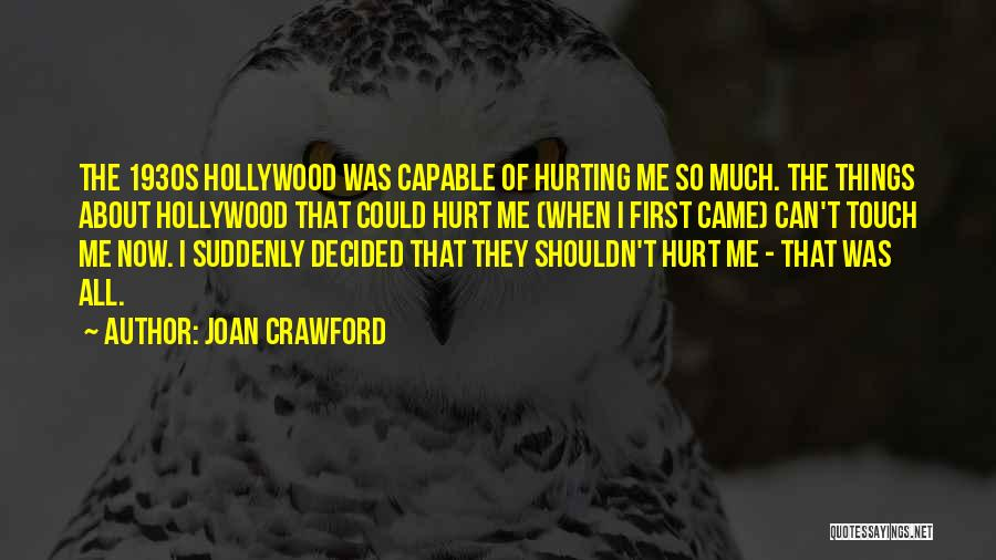 Joan Crawford Quotes 266628