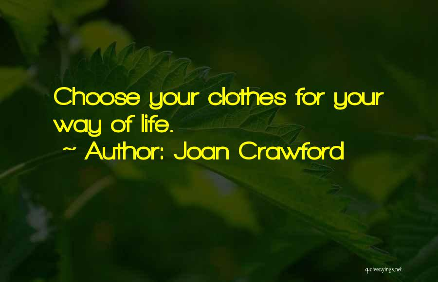 Joan Crawford Quotes 373164