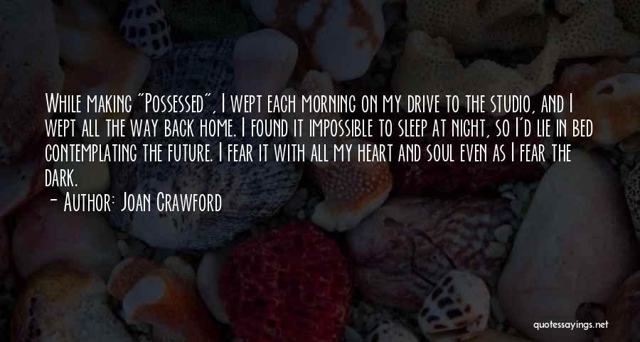 Joan Crawford Quotes 557169