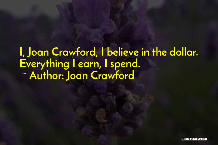 Joan Crawford Quotes 684274