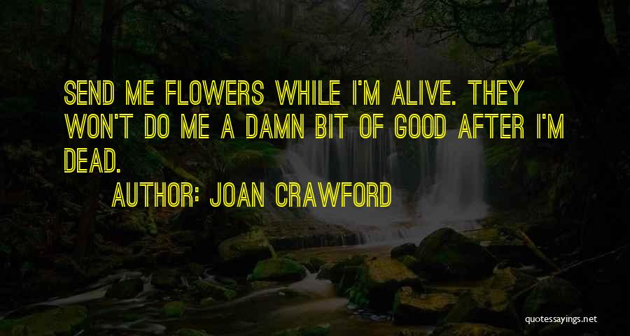 Joan Crawford Quotes 850862