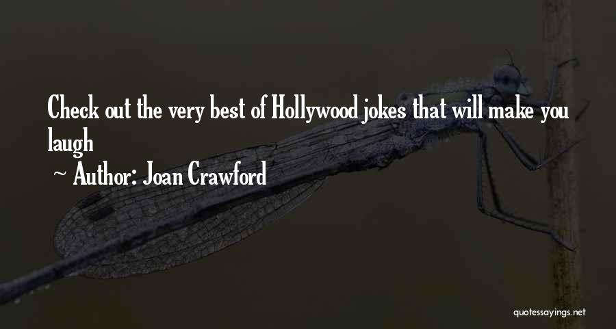 Joan Crawford Quotes 925391
