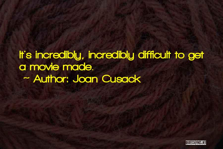 Joan Cusack Quotes 1894157