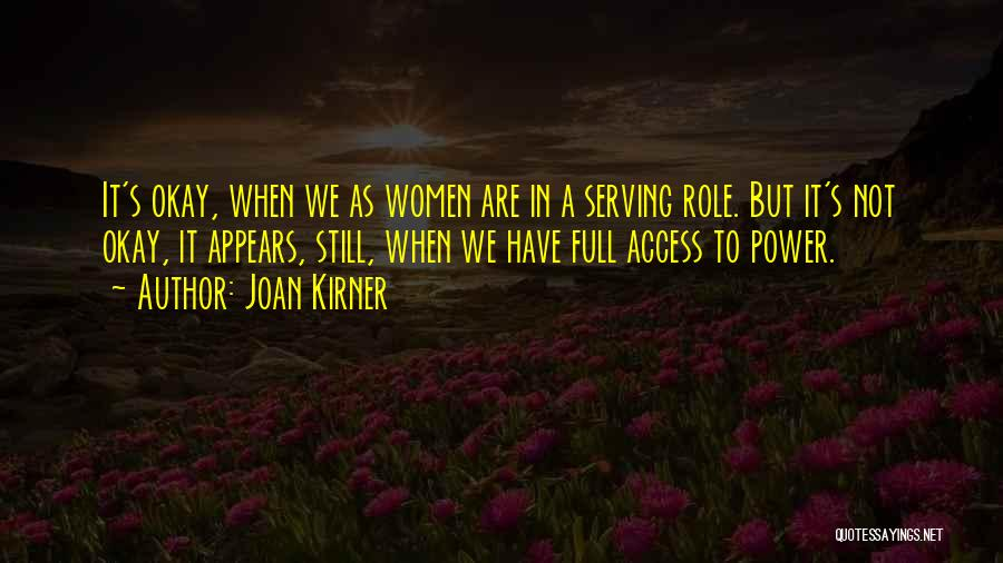 Joan Kirner Quotes 698267