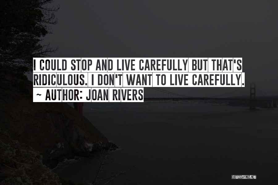 Joan Rivers Quotes 274768