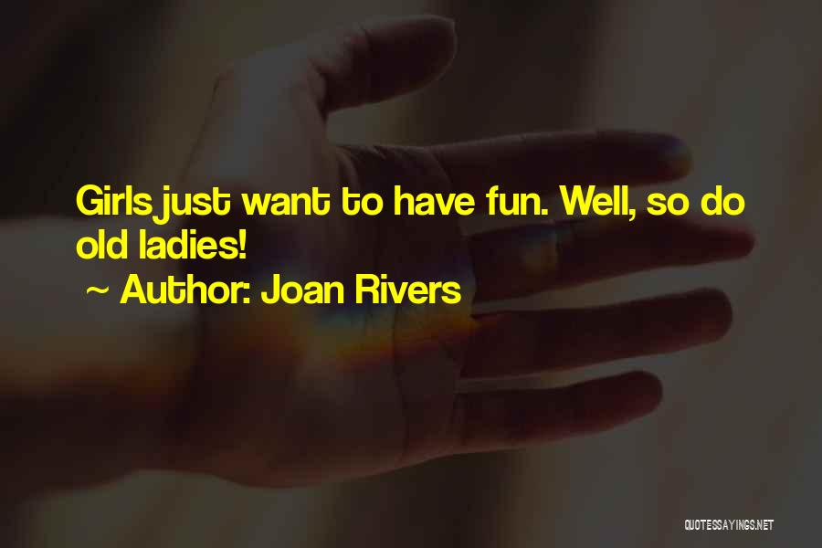 Joan Rivers Quotes 475567