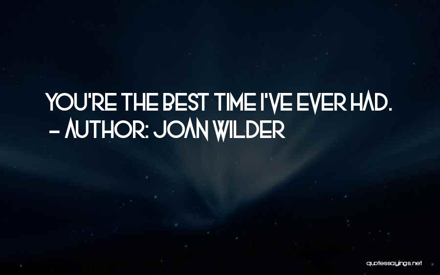 Joan Wilder Quotes 1693603