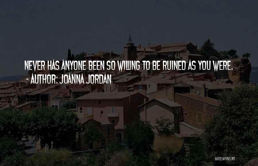 Joanna Jordan Quotes 1276705