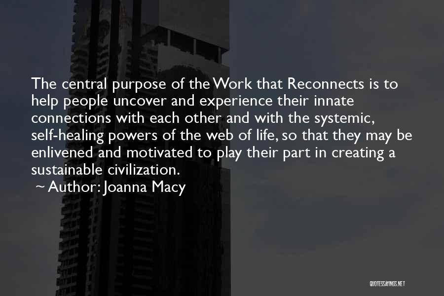 Joanna Macy Quotes 1249152