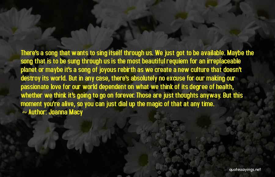 Joanna Macy Quotes 947153