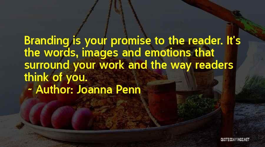 Joanna Penn Quotes 1232299