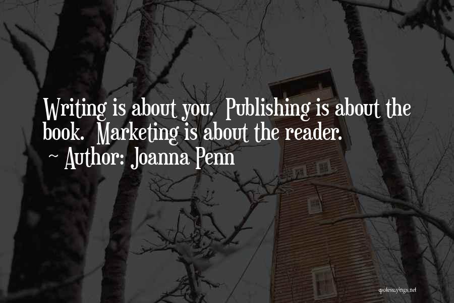 Joanna Penn Quotes 1305370