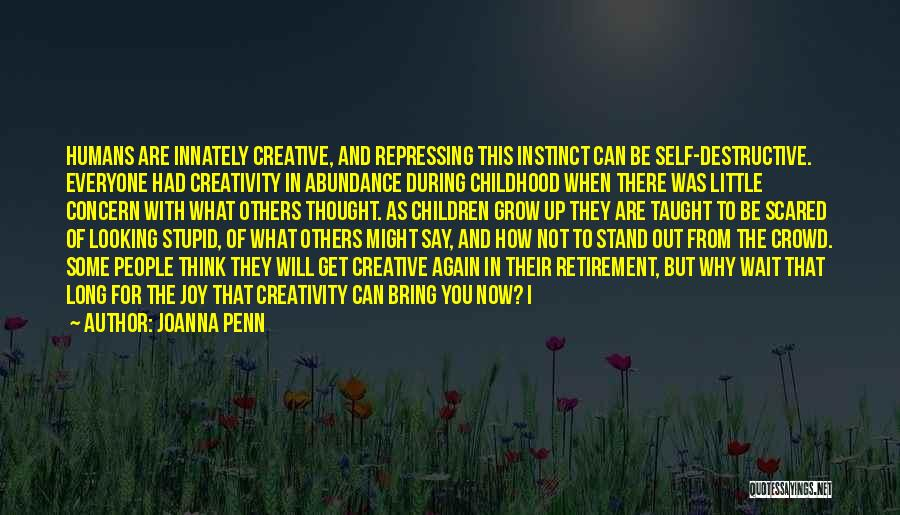 Joanna Penn Quotes 1727681