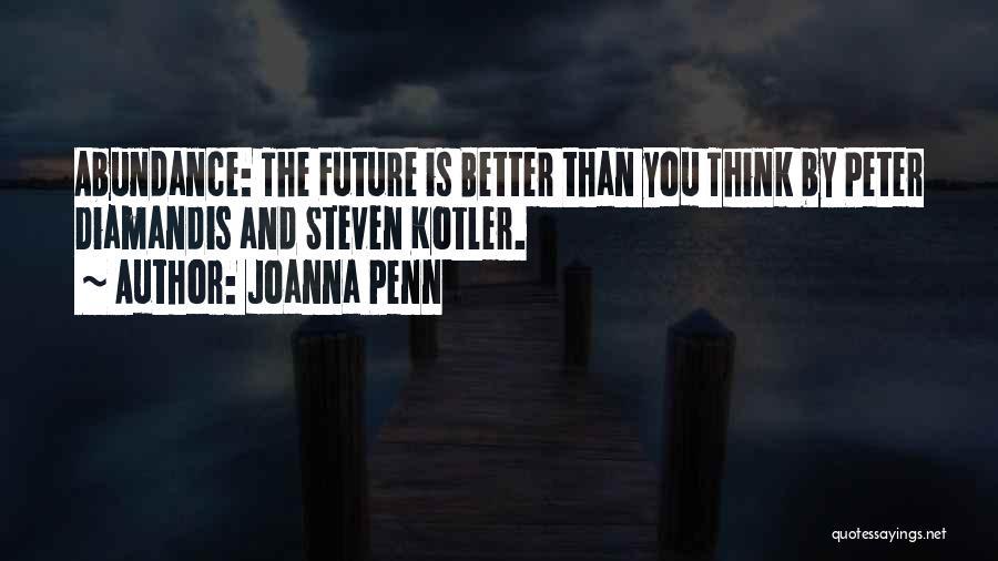 Joanna Penn Quotes 631846