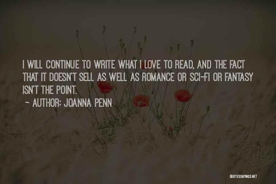 Joanna Penn Quotes 673480