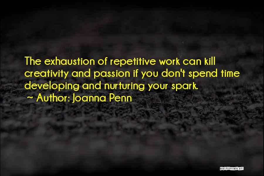Joanna Penn Quotes 941263