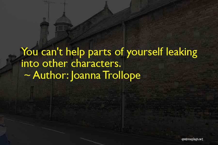 Joanna Trollope Quotes 1212396