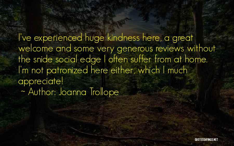 Joanna Trollope Quotes 1523960